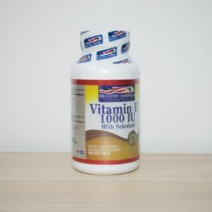 VITAMIN E 1000 IU WITH SELENIUM